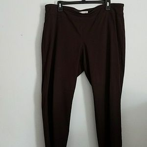 EUC Dana Buchman sz PXL slimming pull on pants